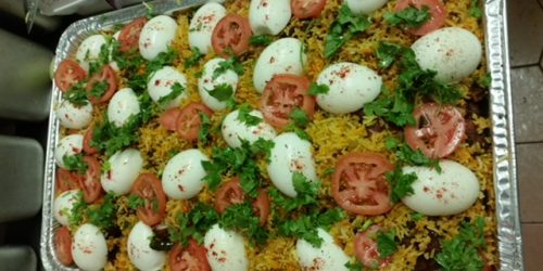 egg fride rice